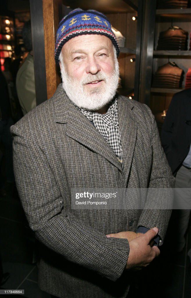 Bruce Weber during Abercrombie & Fitch Store Opening on 5th Avenue in New York City at A & F 5th Avenue in New York City, New York, United States.