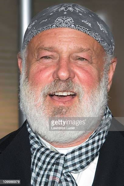 Bruce Weber during Cartier and Interview Magazine Celebrate The Cartier Charity Love Bracelet at The Cartier Mansion in New York City New York United...