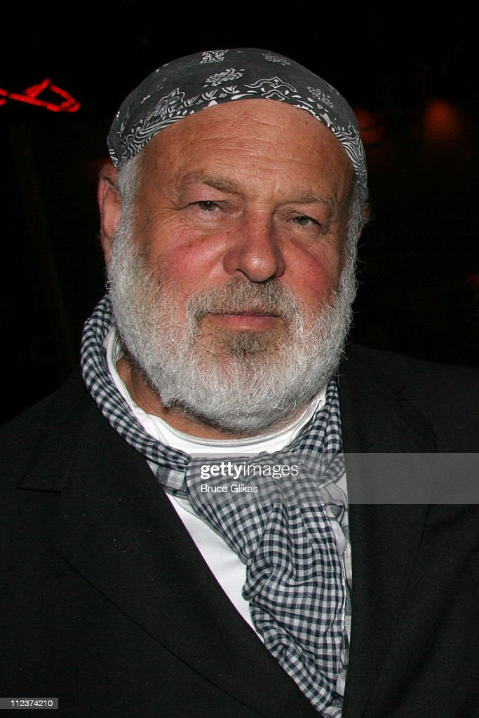 Bruce Weber during 'Chita Rivera: The Dancer's Life' Broadway Opening Night - After Party at The Gerald Schoenfeld Theatre, then The Copacabana in New York City, New York, United States.