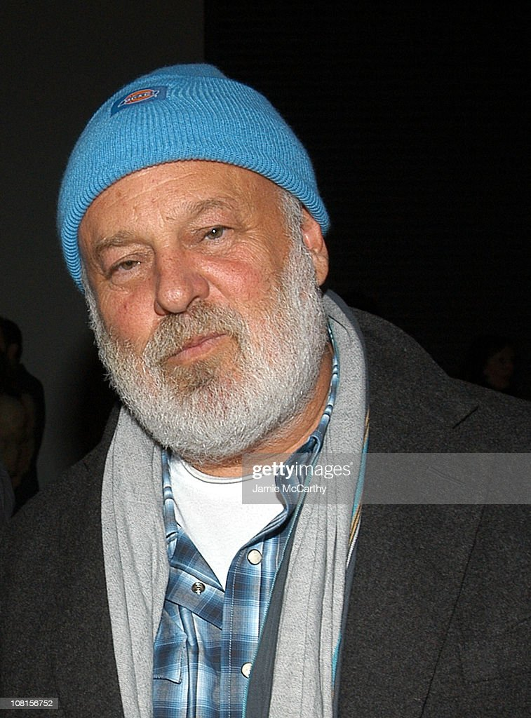 Bruce Weber during W Magazine Trunk Show at 545 West 22nd Street in New York City, New York, United States.