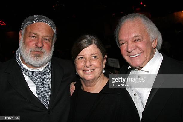Bruce Weber Nan Bush and Marty Richards producer