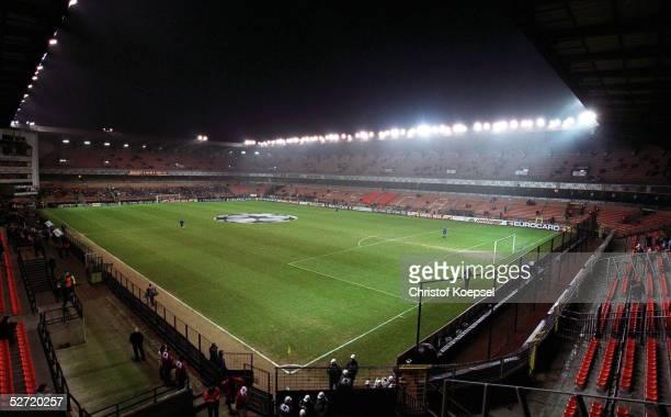 LEAGUE 00/01 Bruessel RSC ANDERLECHT LEEDS UNITED 14 STADION CONSTANT VAN DEN STOCK in Bruessel