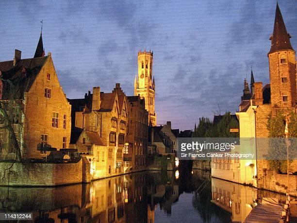 Bruges, a Europan medieval treasure