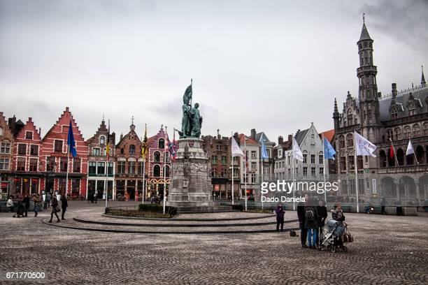 Bruges Town Square