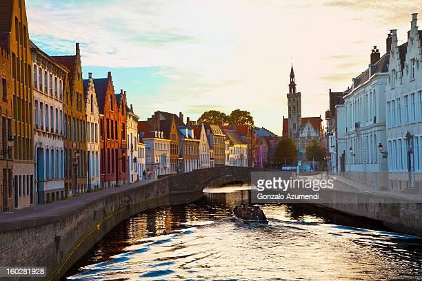 Brugge Canal.