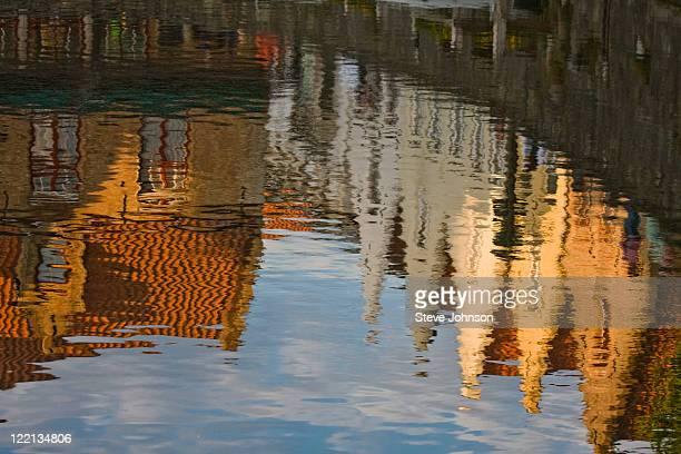 Brugge reflection