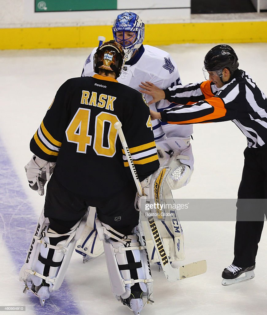 boston bruins vs toronto maple leafs at td garden pictures