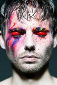 Bruised Male Beauty (creative)