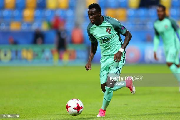 Bruma during the UEFA European Under21 match between FYR Macedonia and Portugal on June 23 2017 in Gdynia Poland