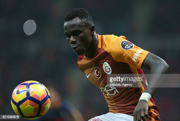 Bruma of Galatasaray in action during the Turkish Spor Toto Super League soccer match between Galatasaray SK and Medipol Basaksehir at Turk Telekom...