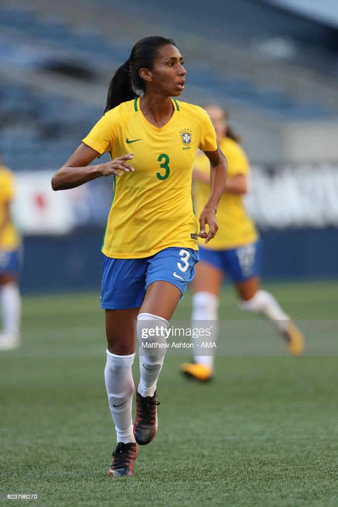 2017 Tournament Of Nations - Japan v Brazil