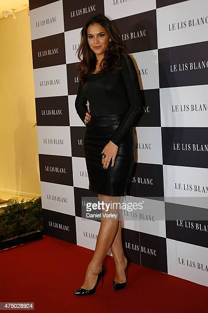 Bruna Marquezine attends Le Lis Blanc Winter Collection Cocktail at Le Lis Blanc store on May 28 2015 in Sao Paulo Brazil Ê