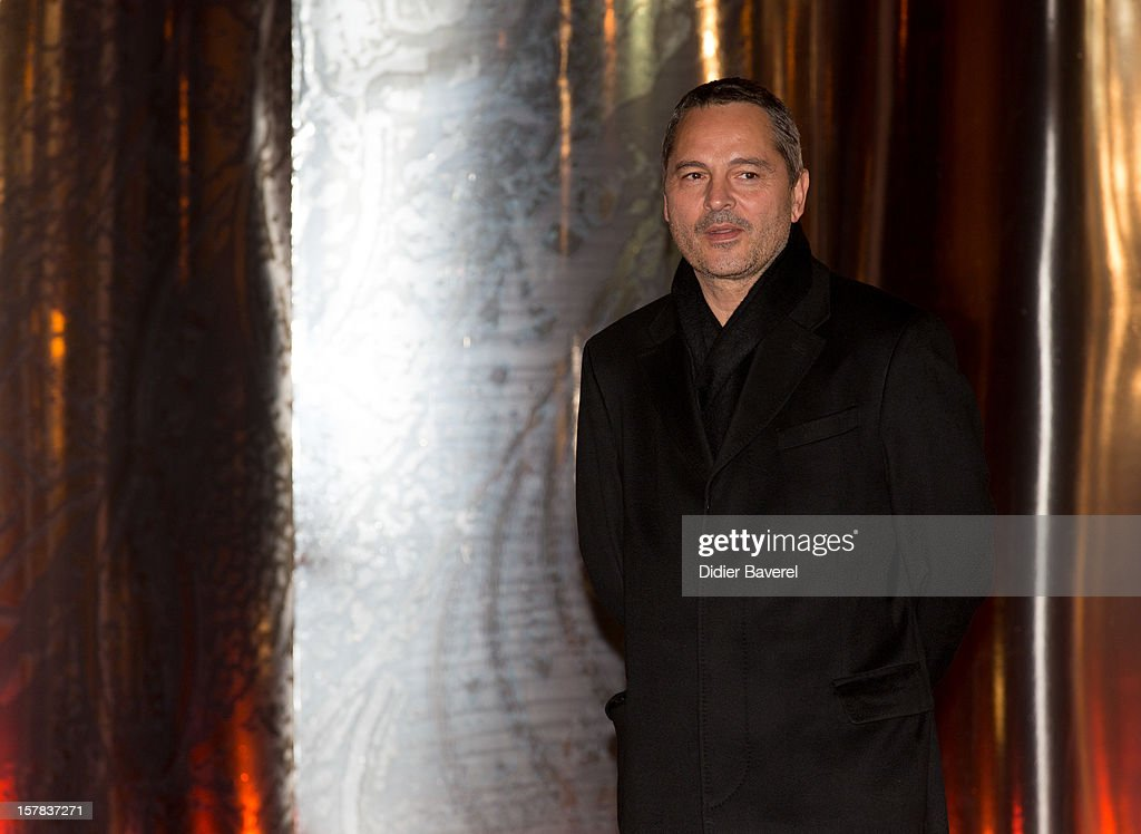 Bruno Barde attends the tribute to Jonathan Demme at 12th International Marrakech Film Festival on December 6, 2012 in Marrakech, Morocco.