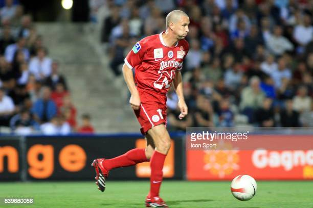 Bruno CAROTTI Montpellier / Ajaccio 5e journee de Ligue 2