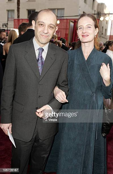 Bruno Delbonnel cinematographer and guest during The 77th Annual Academy Awards Executive Arrivals at Kodak Theatre in Hollywood California United...