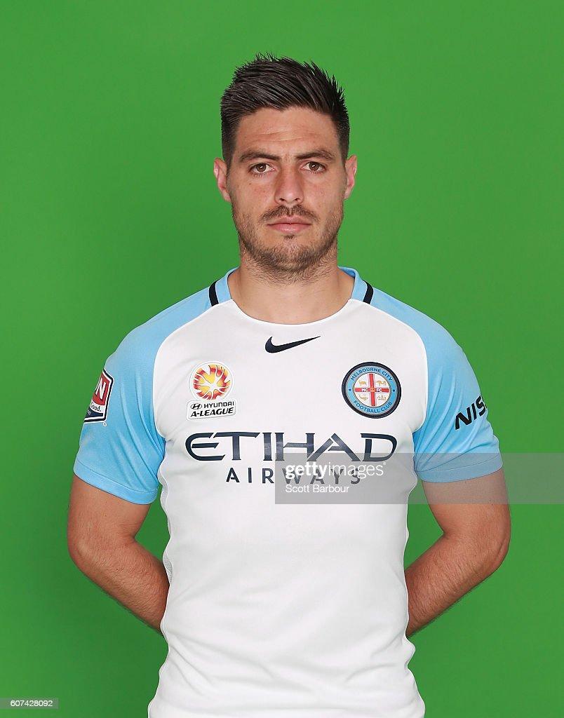 Melbourne City FC Headshots Session