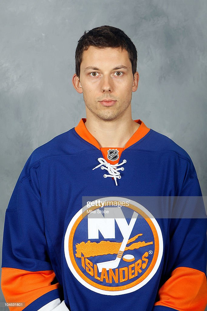 New York Islanders Headshots