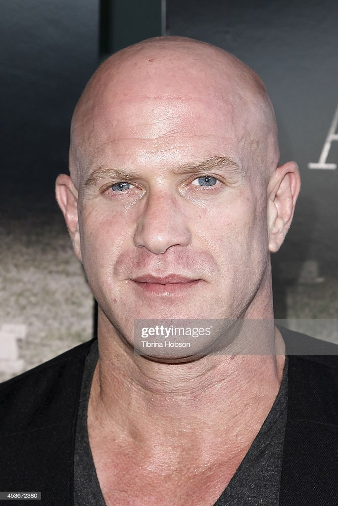 Bruno Gunn attends the premiere of 'After' at Laemmle NoHo 7 on August 15, 2014 in North Hollywood, California.