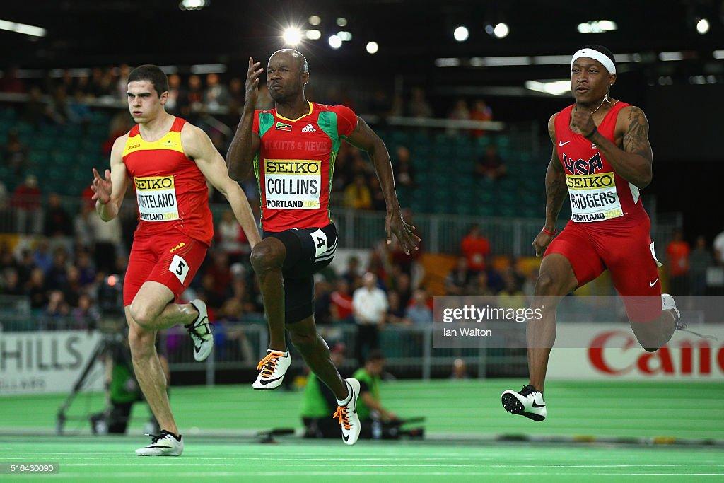 IAAF World Indoor Championships - Day 2