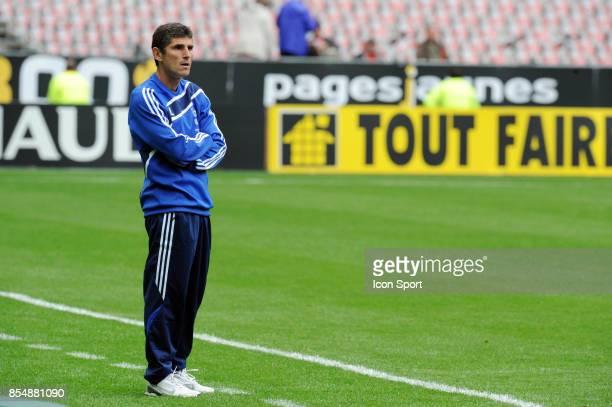 Bruno LIPPINI Montpellier / Nantes Finale de la Coupe Gambardella 2009 lever de Rideau de la Finale de la Coupe de France Stade de France Saint Denis