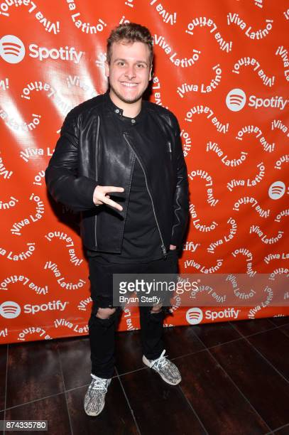 Bruno Martini at Spotify Celebrates Latin Music and Their Viva Latino Playlist at Marquee Nightclub on November 14 2017 in Las Vegas Nevada