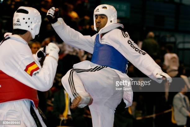 Bruno NTEP Tournoi de Paris 2006 Taekwondo Halle Carpentier