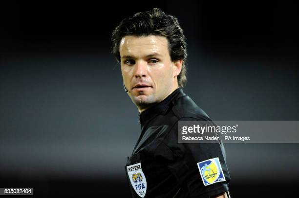 Bruno Paixao referee