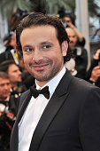 Bruno Salomon at the premiere for 'Amour' during the 65th Cannes International Film Festival
