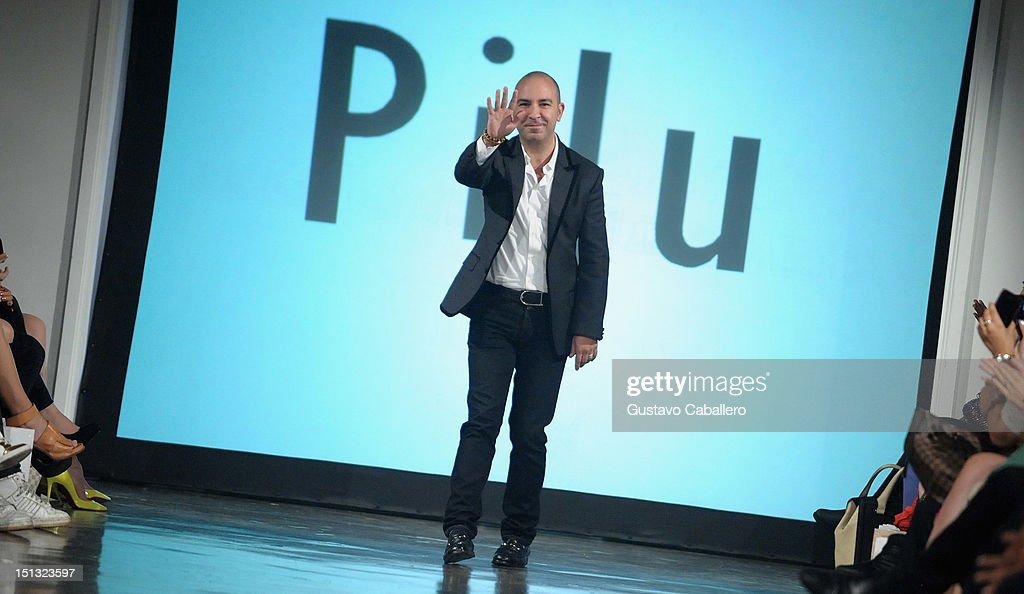'PIJU' Collection Launch at New York Fashion Palette at Dream Downtown on September 5, 2012 in New York City.
