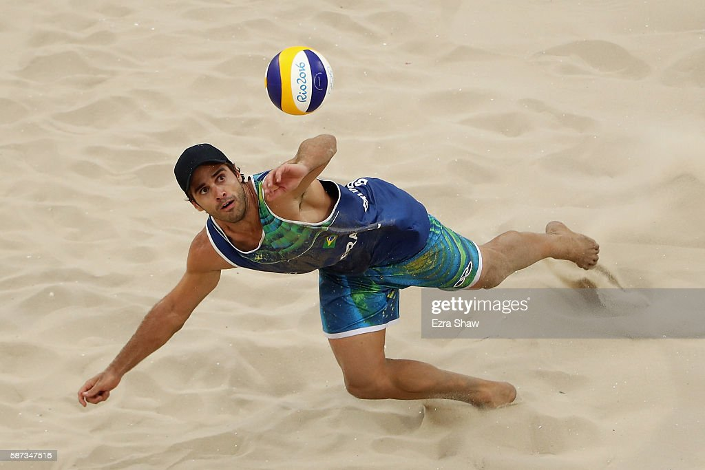 Beach Volleyball - Olympics: Day 3