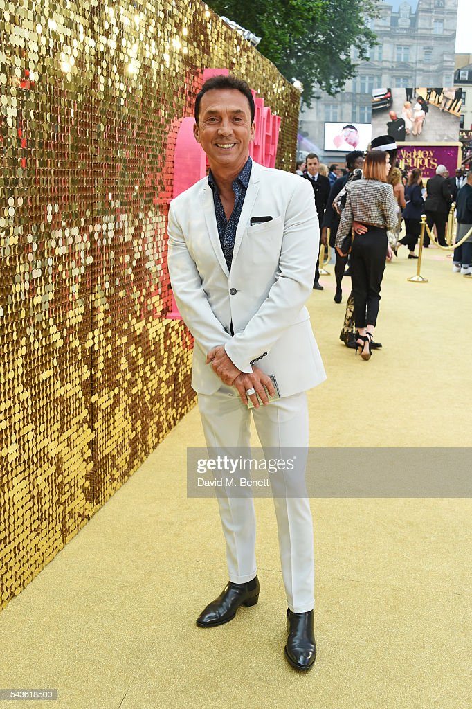 <a gi-track='captionPersonalityLinkClicked' href=/galleries/search?phrase=Bruno+Tonioli&family=editorial&specificpeople=742704 ng-click='$event.stopPropagation()'>Bruno Tonioli</a> attends the World Premiere of 'Absolutely Fabulous: The Movie' at Odeon Leicester Square on June 29, 2016 in London, England.