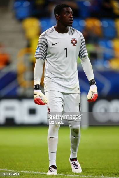 Bruno Varela during the UEFA European Under21 match between FYR Macedonia and Portugal on June 23 2017 in Gdynia Poland