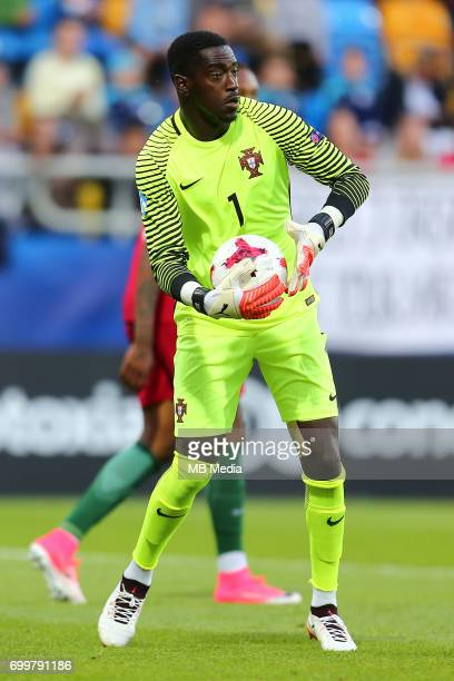 Bruno Varela during the UEFA European Under21 match between Portugal and Spain on June 20 2017 in Gdynia Poland