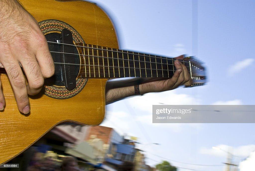 Brunswick Festival, Brunswick, Victoria, Australia. : Stock Photo