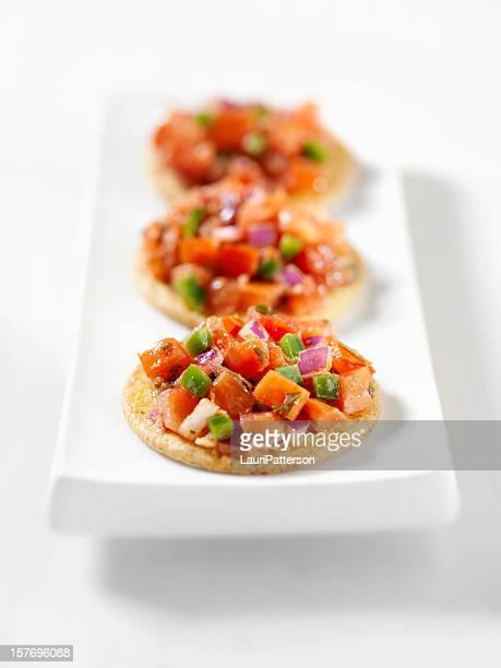 Bruschetta Canapes