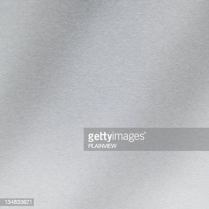 Brushed aluminium XXL