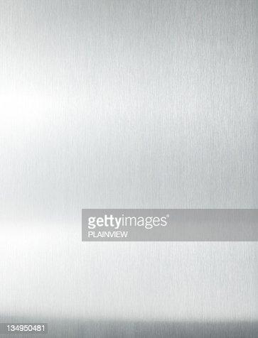Alluminio satinato (foto