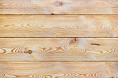 Rough brushed wood texture, fiber of larch, internal tree structure, molded board surface, natural background