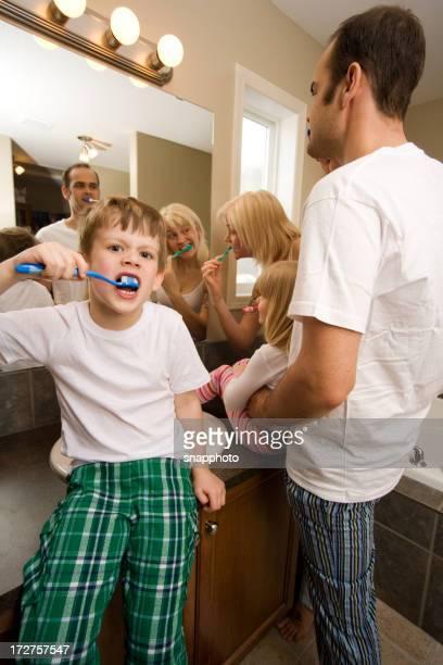 Brusing Our Teeth