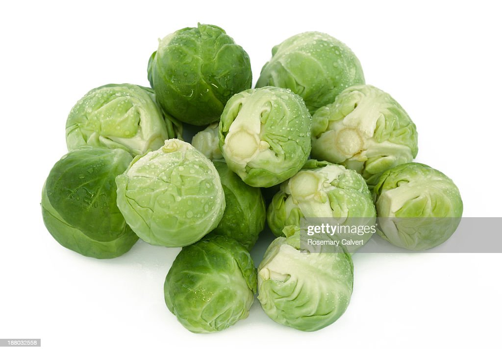 Brussel sprouts for Christmas dinner