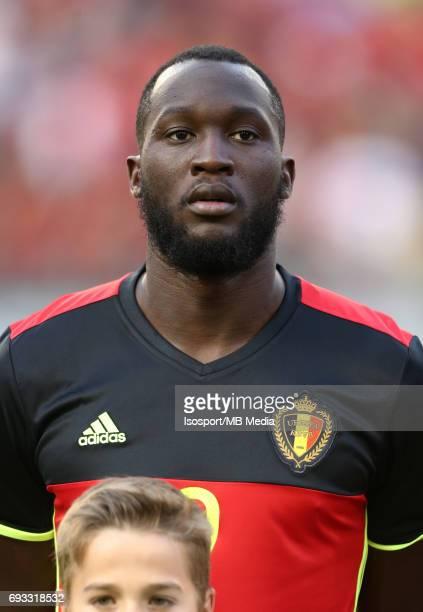 20170605 Brussels Belgium / International friendly game Belgium v Czech Republic /'nRomelu LUKAKU Headshot Portrait 'nPicture by Vincent Van Doornick...