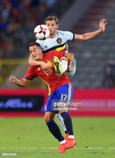 20160901 Brussels Belgium / INTERNATIONAL FRIENDLY GAME BELGIUM vs SPAIN / 'nRoberto MARTINEZ 'nBELGIQUE / BELGIE / ESPAGNE / SPANJE / DIABLES ROUGES...