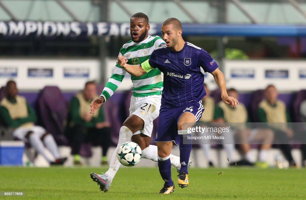 RSC Anderlecht v Celtic FC - UEFA Champions League