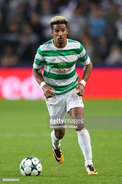 20170927 Brussels Belgium / Rsc Anderlecht v Celtic Fc / 'nScott SINCLAIR'nFootball Uefa Champions League 2017 2018 Group stage Matchday 2 Group B /...