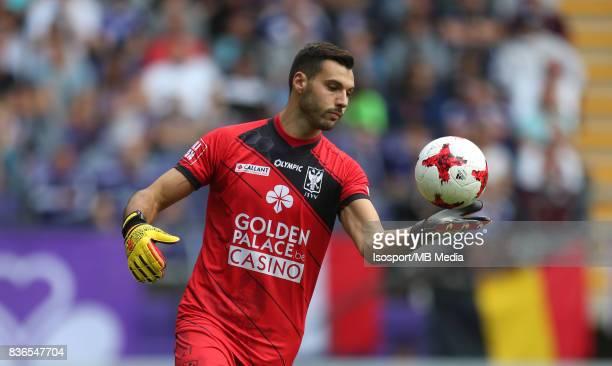 20170820 Brussels Belgium / Rsc Anderlecht v Stvv / 'nLucas PIRARD'nFootball Jupiler Pro League 2017 2018 Matchday 4 / 'nPicture by Vincent Van...