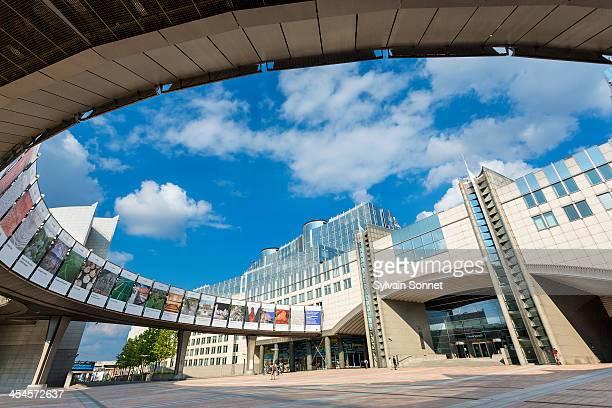 Brussels, European Parliament