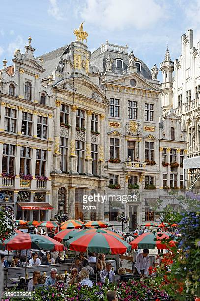 Brussels Grand Place,Belgium