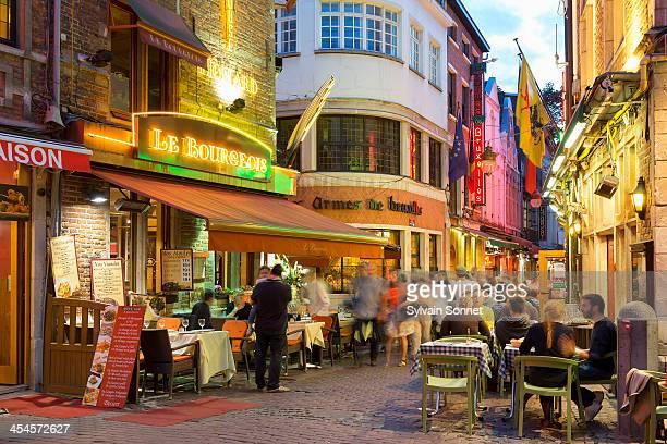 Brussels Street View