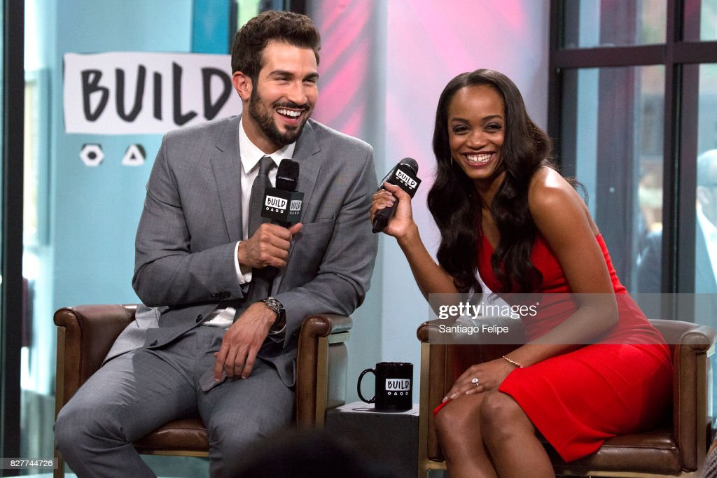 """Build Presents Rachel Lindsay Discussing Her Show """"The Bachelorette"""""""