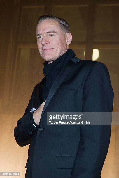 Bryan Adams attends the 10th anniversary celebration of the Zoo Magazine at Naturkundemuseum on October 29 2014 in Berlin Germany